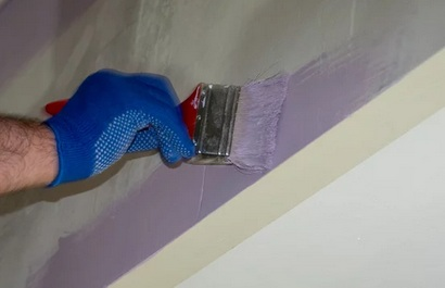 How to Paint Stucco Walls